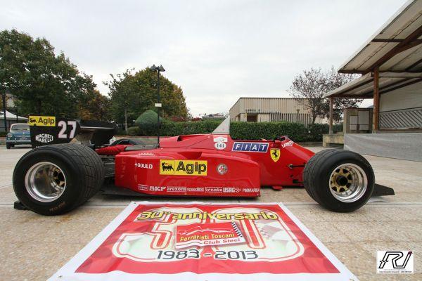 Ferrari 126-C4 Michele Alboreto