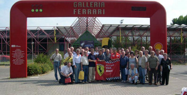 2004 - Galleria Ferrari