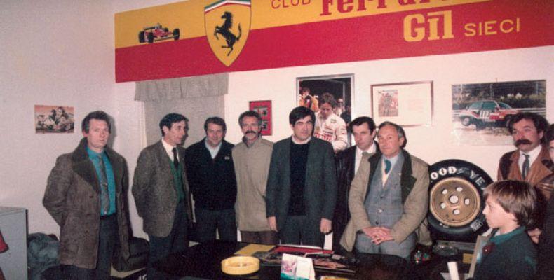 1983 - Inaugurazione del Club