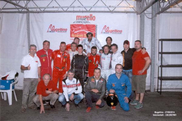 Gara Go Kart Mugellino Circuit