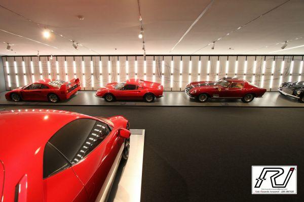 Museo Ferrari - Mostra