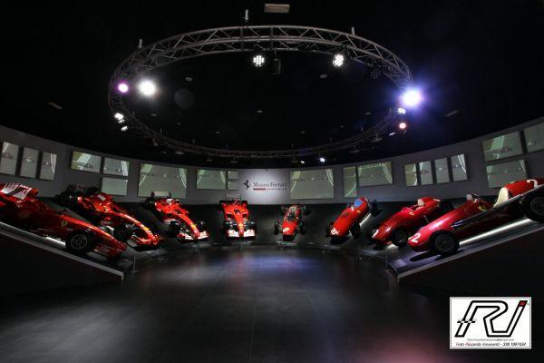Museo Ferrari - Sala delle Vittorie