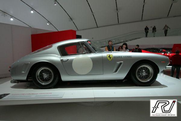 Museo Enzo Ferrari - Mostra