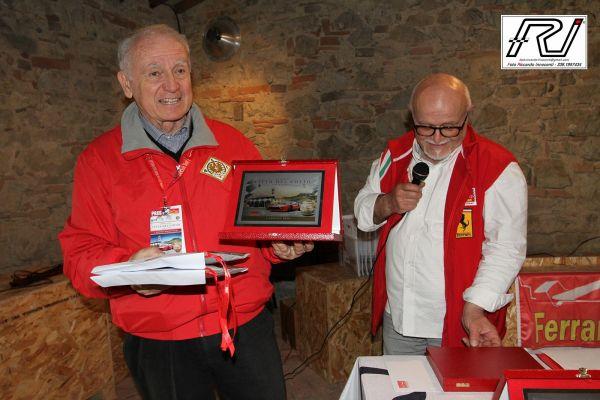 Riconoscimento al Presidente ACI Firenze Massimo Ruffilli