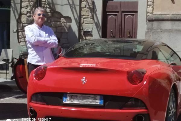 Ritrovo fra amici a Porretta Terme con il Presidente Maurizio Mucci