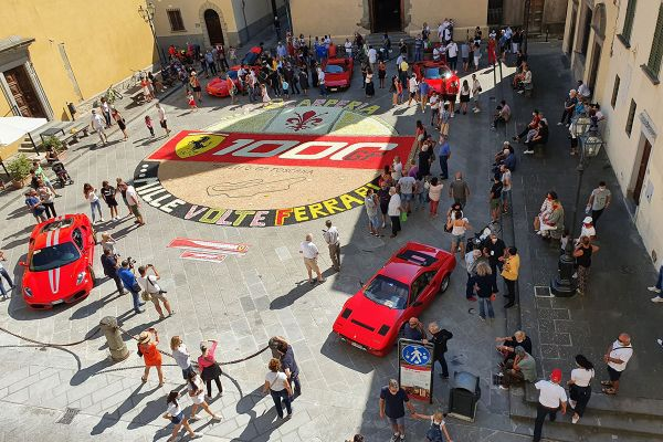 1000 GP Ferrari - Scarperia